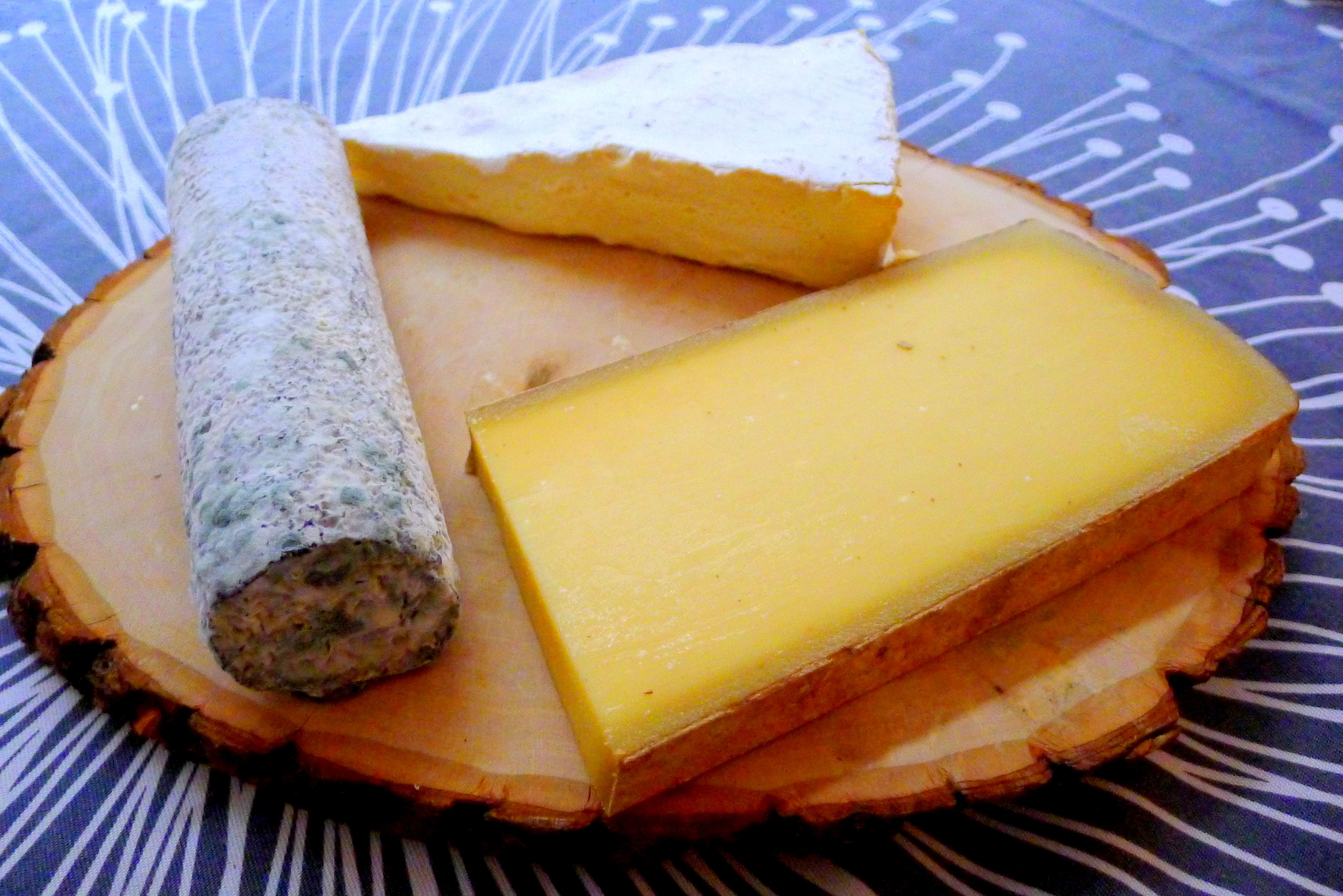 The Art of French Cheese Eating