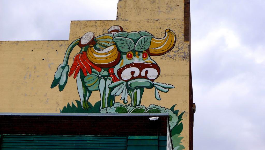 Eastern Market Detroit Street Art