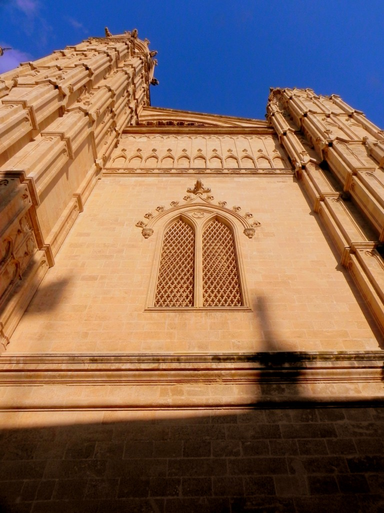 La Seu Cathedral. Palma de Mallorca, Spain