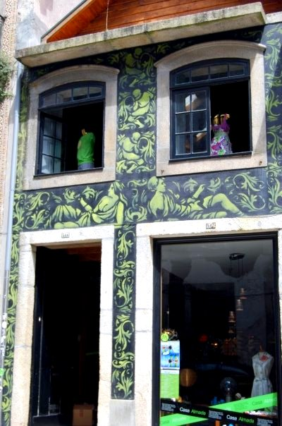 Street Art Porto, Portugal