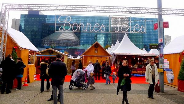 Paris Christmas Market