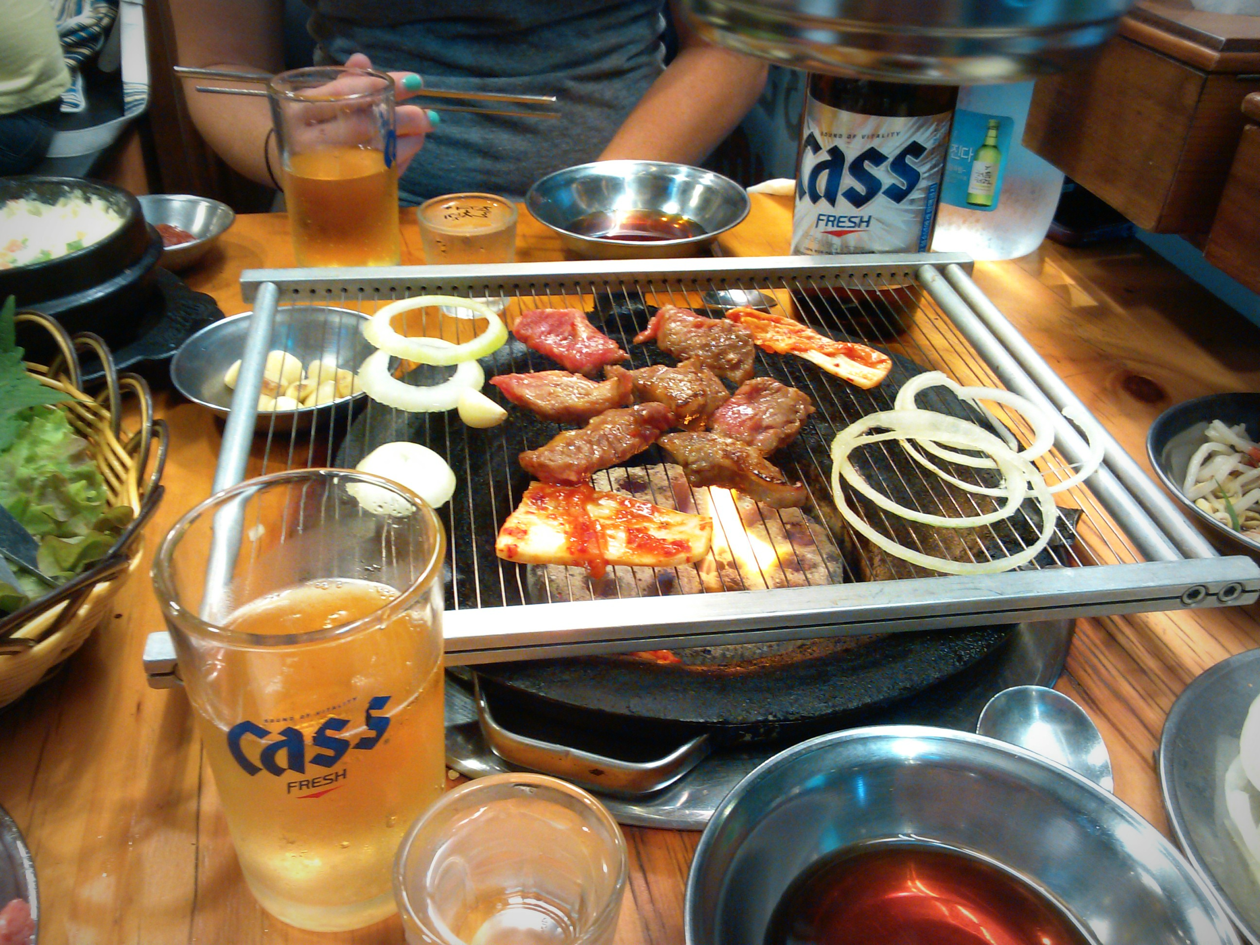 My Local Eats: Seoul, Korea