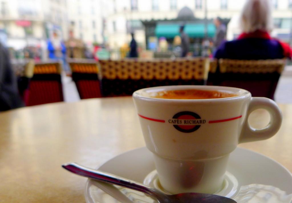 An Au Pair's Day Off in Paris