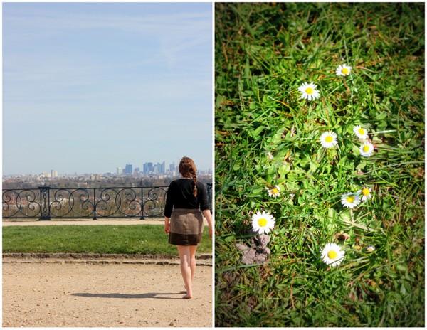 Paris April