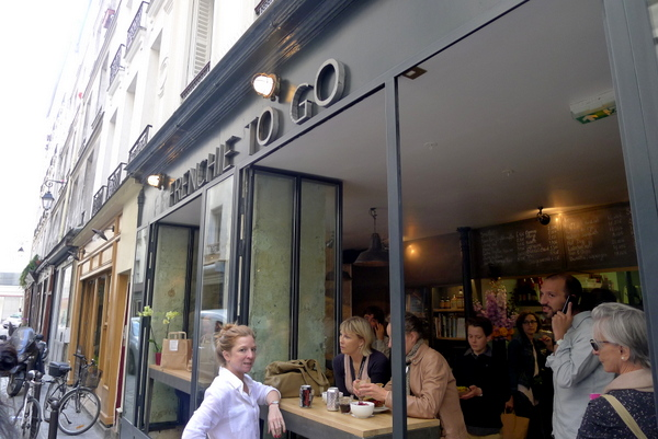 where to have lunch in paris