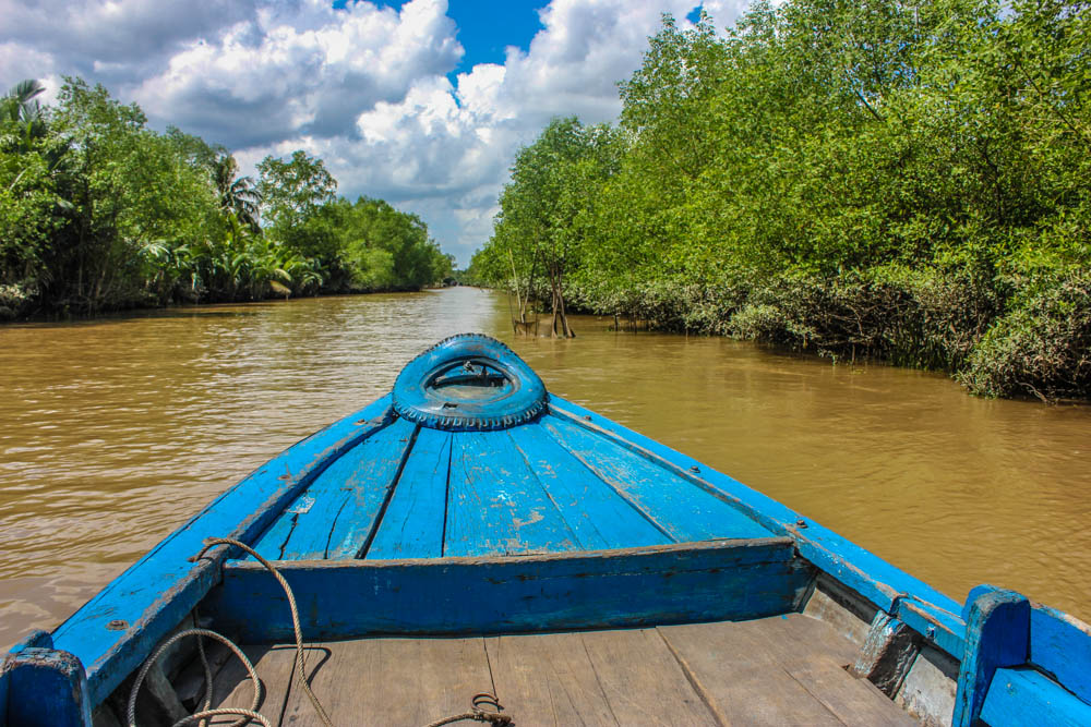 A DIY Trip Down to the Mekong Delta
