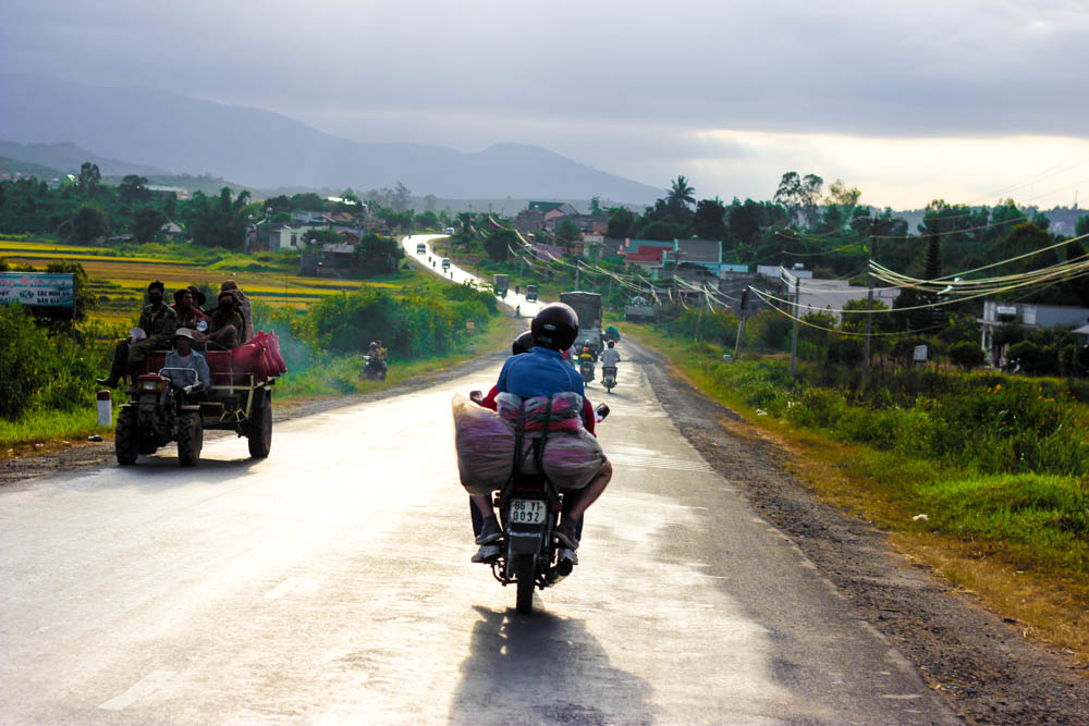 Motorcycling Across Vietnam: Part 1