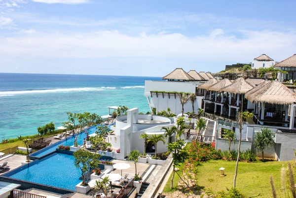 Ultimate Luxury at the Samabe Bali