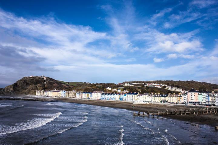 Aberystwyth, Wales' Sweet Seaside Town