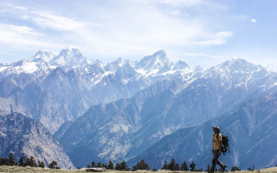 Everything You Need To Know About Trekking the Indian Himalaya