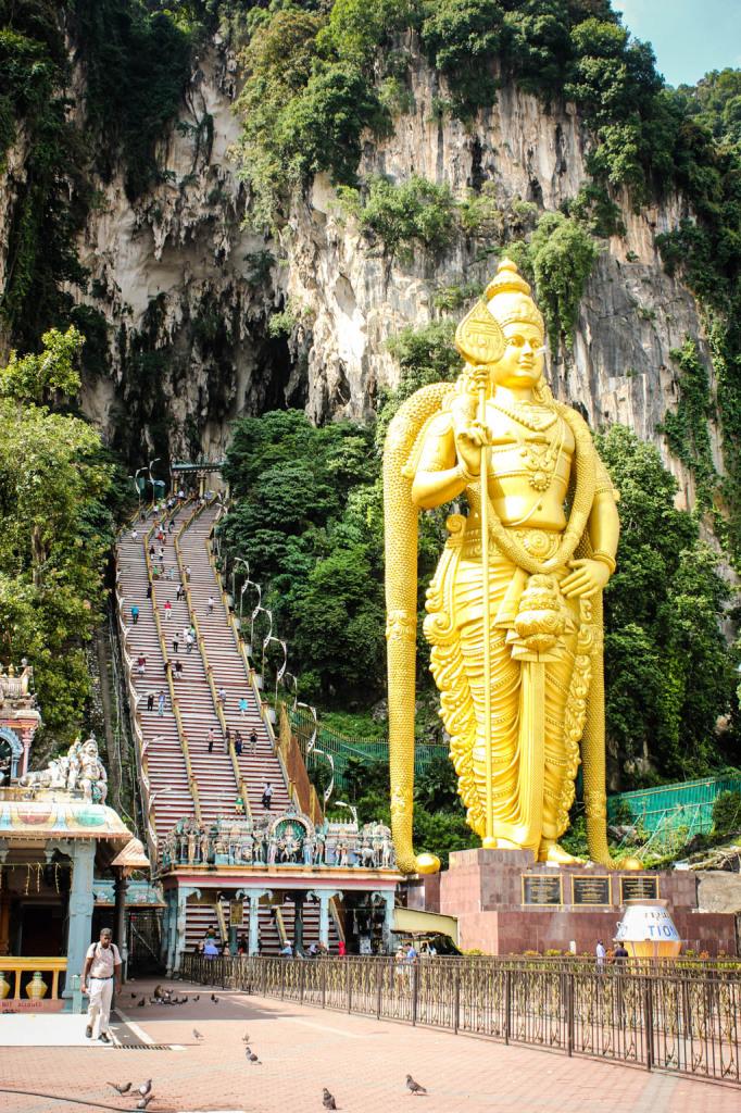 Two_Week_Malaysia_Itinerary_Batu_caves