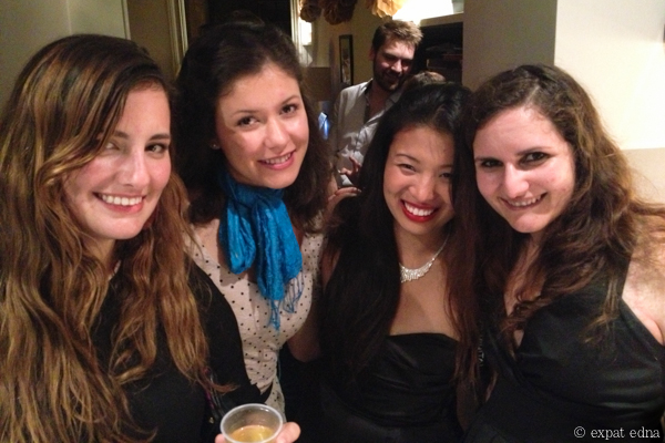 24th birthday in Paris by Expat Edna