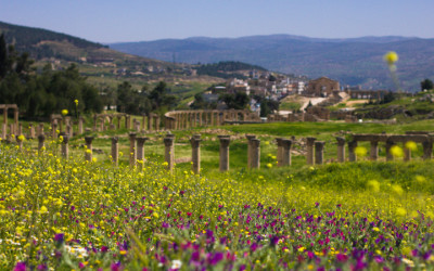 Exploring Jerash, Jordan, The Rome of the Middle East