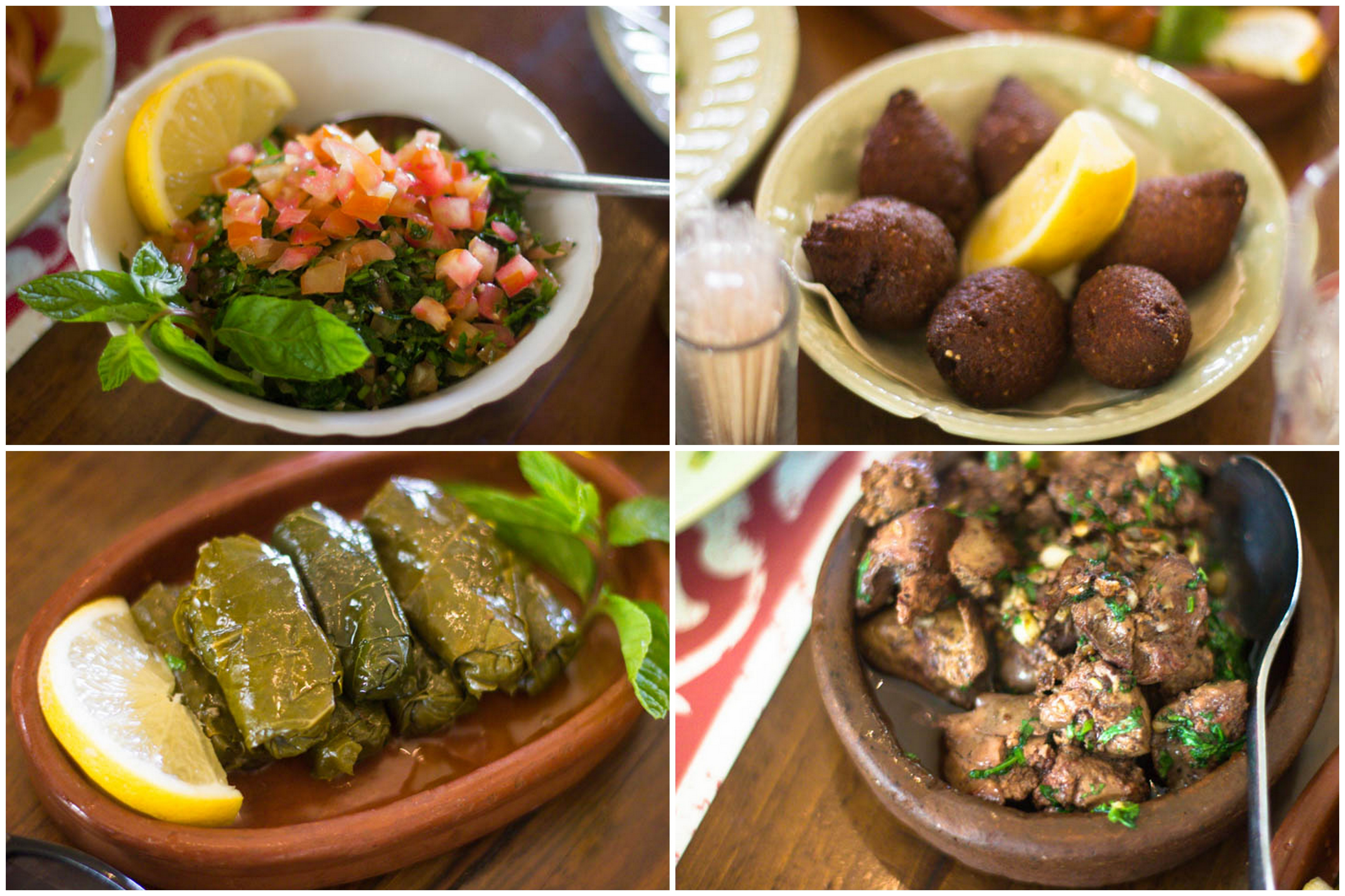 Lebanese Healthy Food Recipes