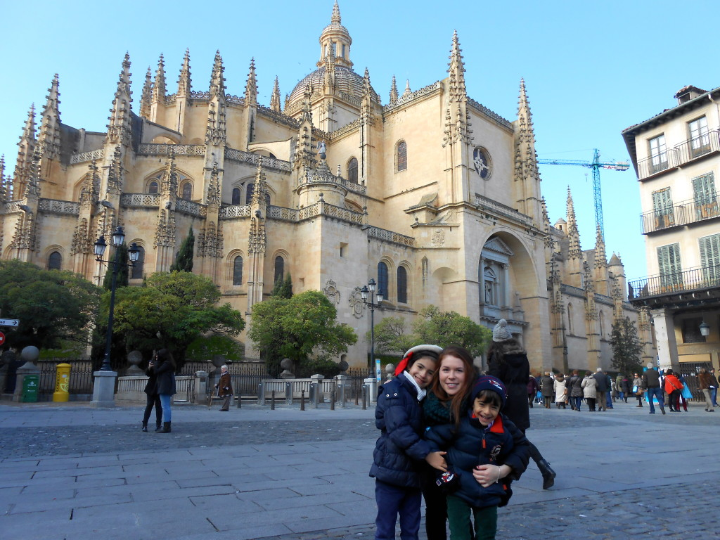 How to au pair in Spain