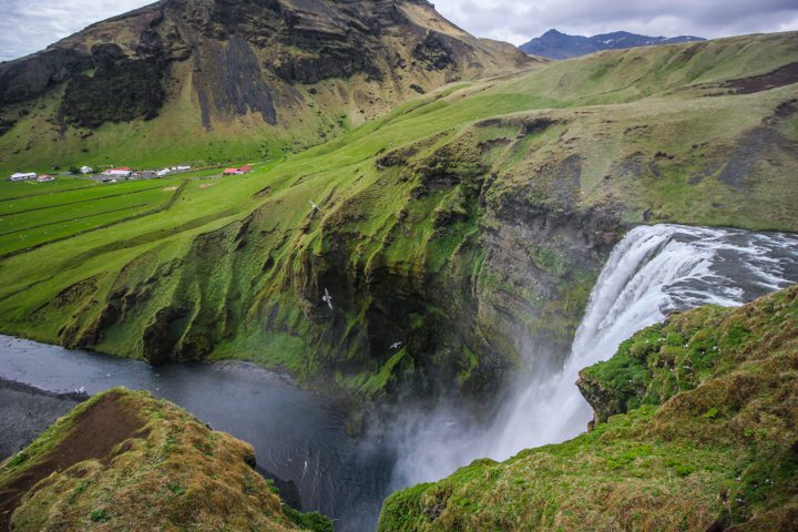 The Stunning Waterfalls of Southern Iceland