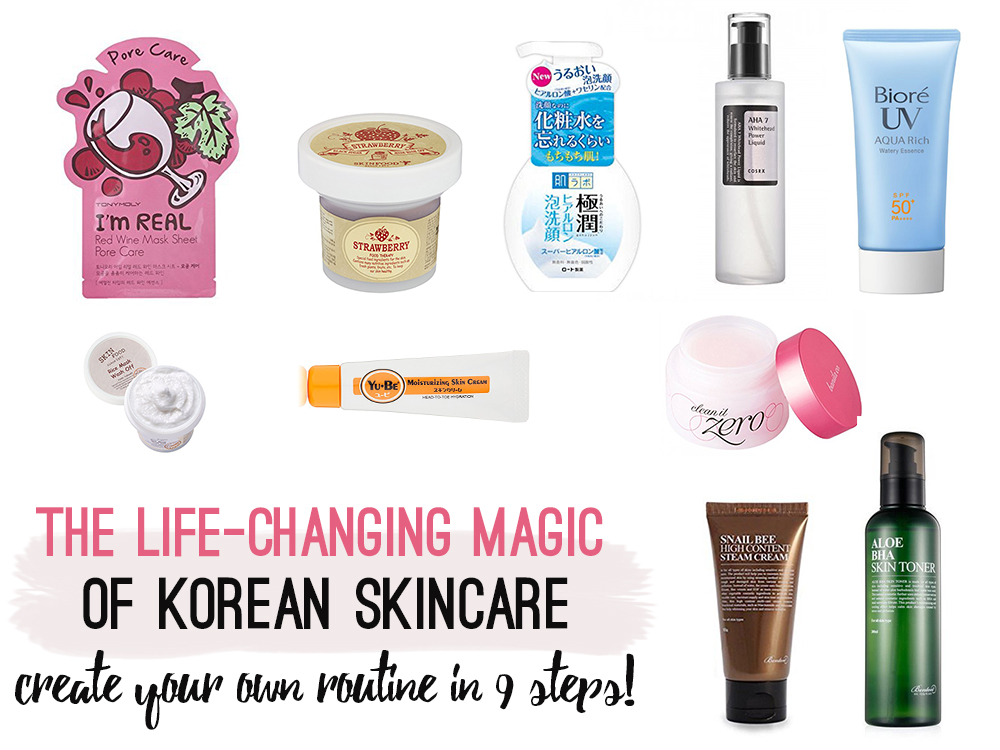 My Super Easy Korean Skincare Routine (And All-time Favorite Products!)
