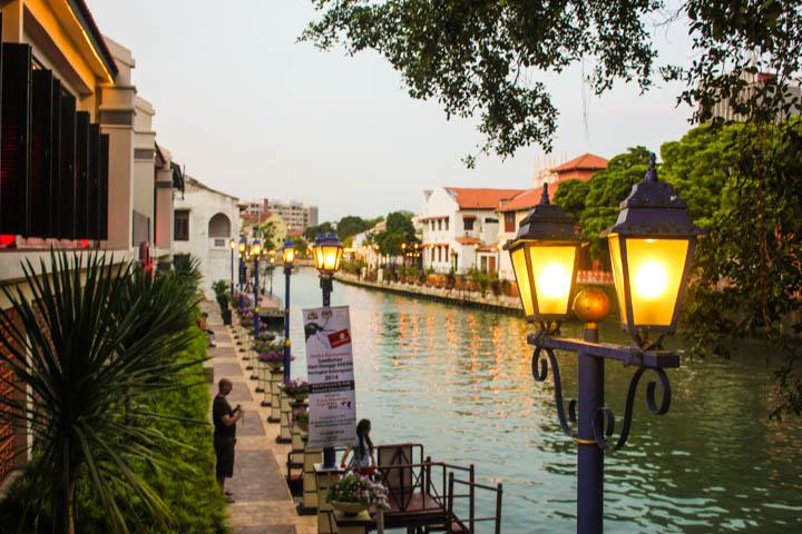Two_Week_Malaysia_Itinerary_Melaka_riverfront