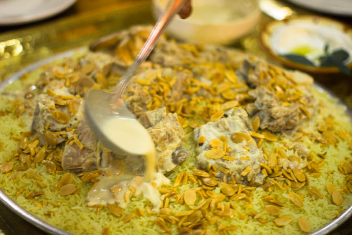 The Best of Jordanian Food